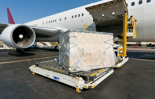 Shipping from China to Australia by air
